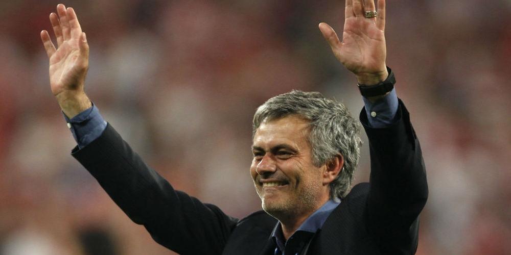 El mejor momento de Mourinho